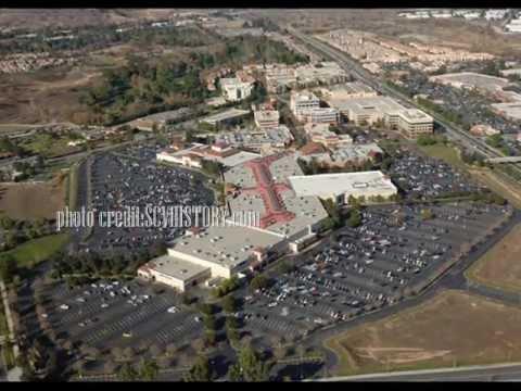 Santa Clarita in the Year 2000 - Valencia Town Center