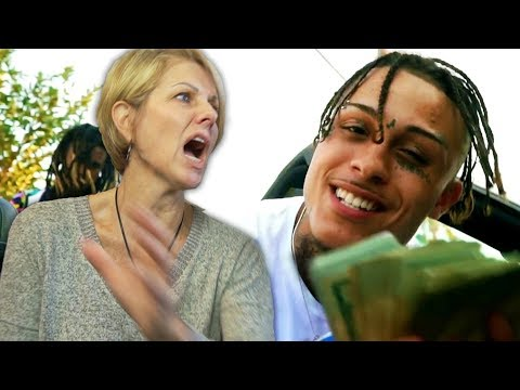 Mom REACTS to LIL SKIES - Signs Of Jealousy (prod. @menohbeats)