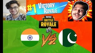 PAKISTAN VS INDIA FORTNITE! WHO WILL WIN? | SHKAFITY GIVEAWAY|