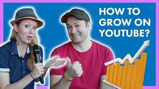 Video How to Grow Your YouTube Channel 2018 ft. Tim Schmoyer I social media marketing world  youtube tips download MP3, 3GP, MP4, WEBM, AVI, FLV Maret 2018