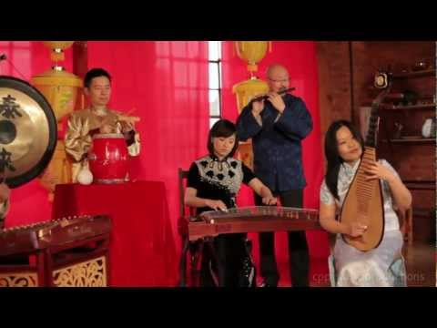 Bamboo Dance - Heart of the Dragon Ensemble