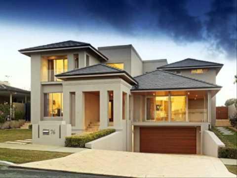 สัญญาจ้างงานก่อสร้าง ดูรูปบ้านสองชั้น