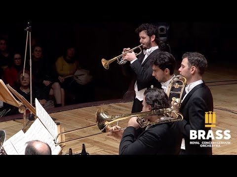 Maria de Buenos Aires, Piazzolla - Brass of the Royal Concertgebouw Orchestra