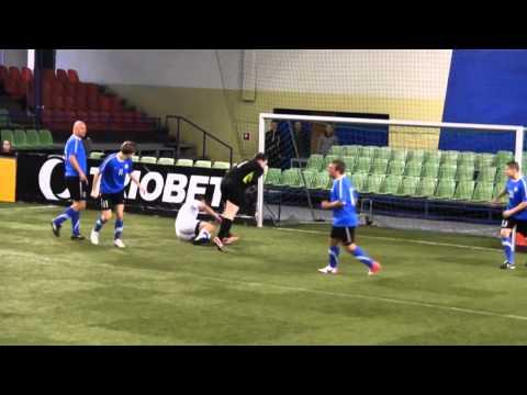 Jalgpallipere Vs FC Cosmos 2012