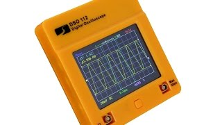 tech review : DSO112 Oscilloscope