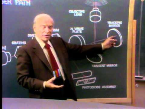 """Pioneer LaserDisc - How It Works with Don """"Mr. Wizard"""" Herbert"""