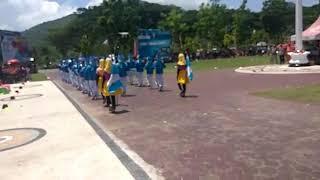 DrumBand MTs Negeri 1 Dompu 11 11 2017 KSB