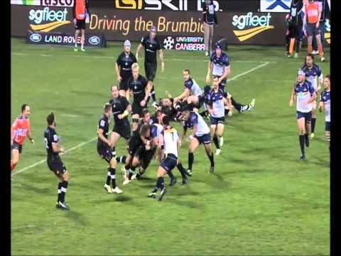 Cornell du Preez Super Rugby highlights 2013