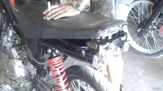 Karisma bore up 164cc by ant