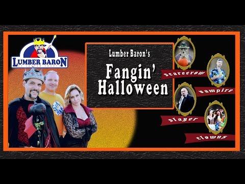 Lumber Baron's Fangin' Halloween  - 2016  Special webisode  - Comedy Web Series