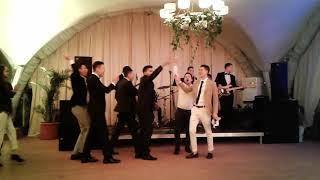 Ошеломляющая песня Мусы своей прекрасной невесте Айгерим  Астана  14 сентября 2018 г