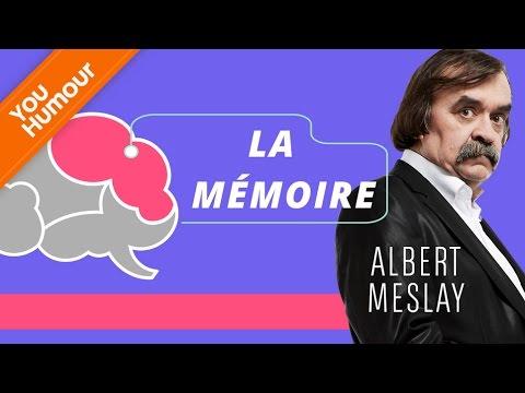 ALBERT MESLAY - La Mémoire