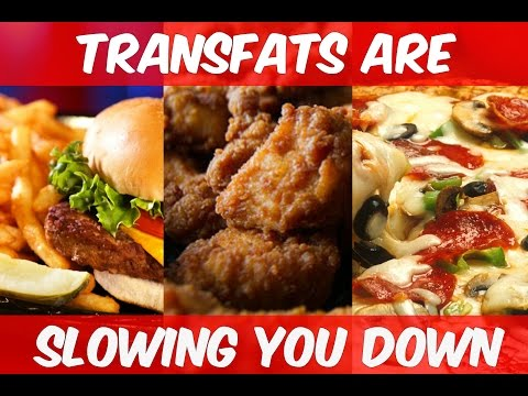 The Truth About Trans Fats: Good Fat vs. Bad Fat- Thomas DeLauer