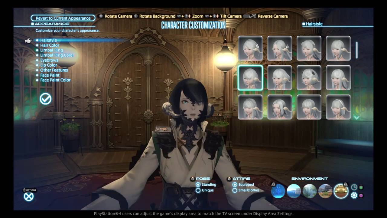 Ff14 Looking For New Hair Cut Youtube