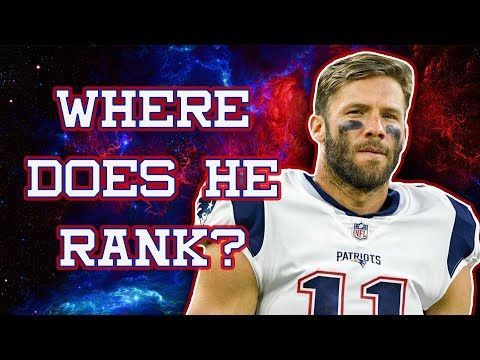 The Great Julian Edelman Debate: Overrated or Underrated?