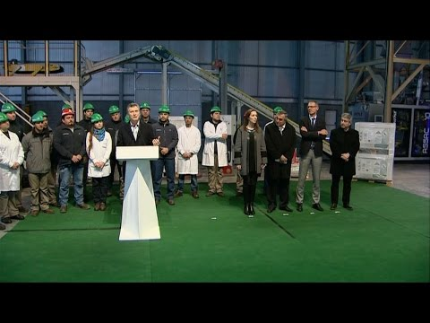 """Macri: """"Las buenas noticias empiezan a llegar y se irán acelerando con el tiempo"""""""