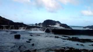 rock formation - palapag northern samar