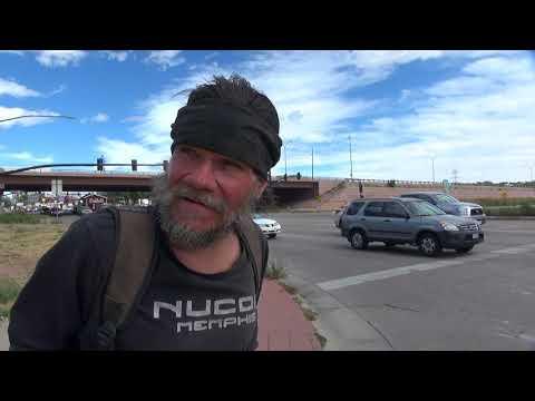 Q&A with Colorado Springs Homeless 9/22/17