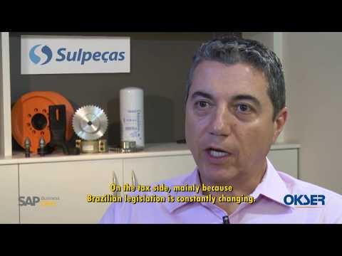 Sulpeças: Administration and control with SAP Business One