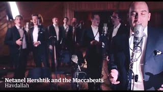 The Maccabeats and Netanel Hershtik Join The World In Making Havdallah