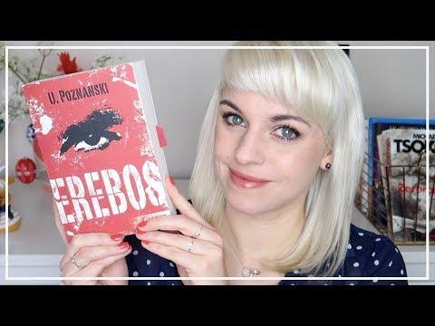 Book Review: Ursula Poznanski - Erebos - Jugendthriller