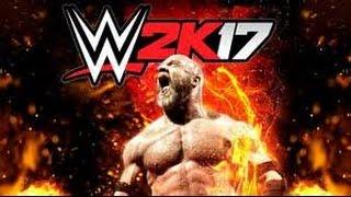 WWE2K17 Roblox - Goldberg Entrance