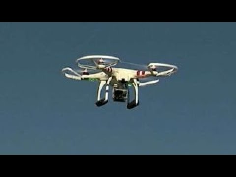 Homeland Security bulletin warns of weaponized drones