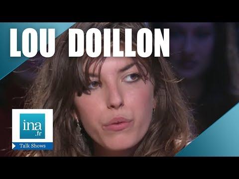 Interview Par amour de Lou Doillon - Archive INA