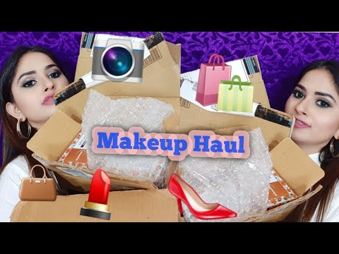 HUGE *Eid* Makeup Shopping Haul