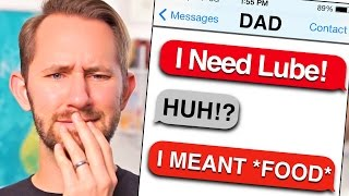 I Need Lube! | AUTOCORRECT FAILS!