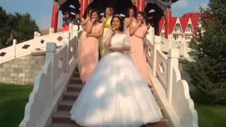 самая бешеная свадьба в Бишкеке 2015