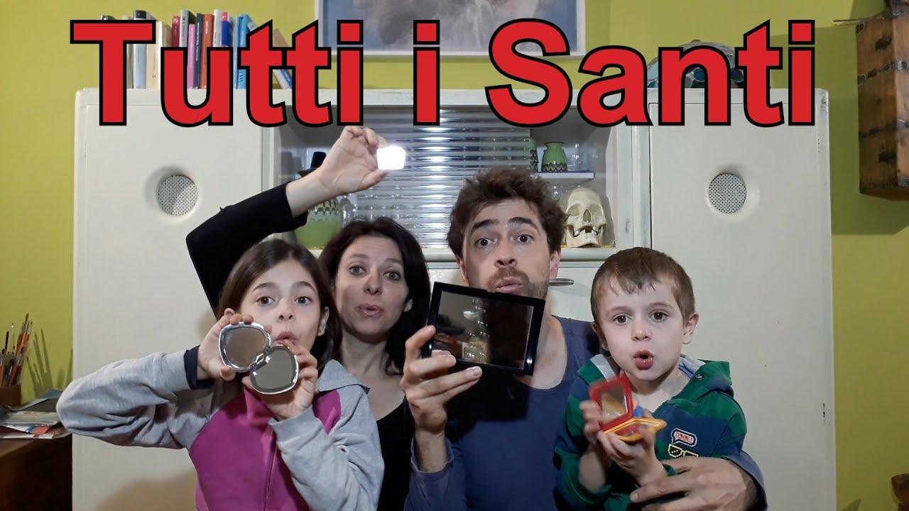 Tutti I Santi Santodelgiorno Giovanniscifoni Youtube