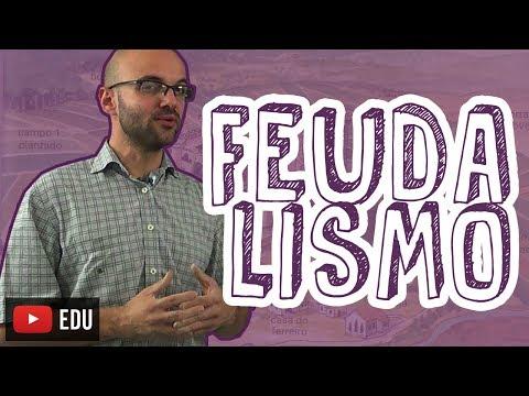 História - Feudalismo - Definição E Origens