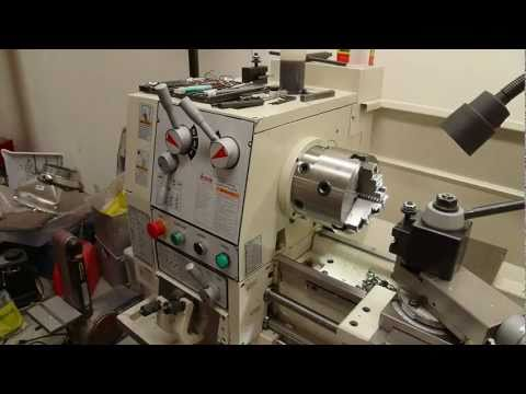 Product Review: Grizzly 4003G metal gunsmith lathe