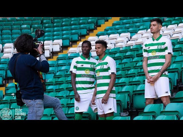 37a1baba Celtic are identified by its green and white striped uniforms, and has  great ties to Ireland and Irish immigrants to Scotland (and by association,  ...