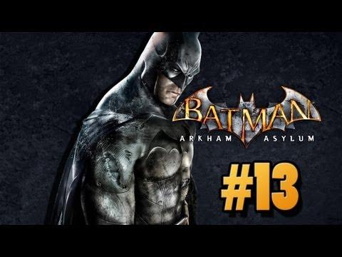 Let´s Play Batman Arkham Asylum #13 Der Diebstahl [GERMAN] [HD]