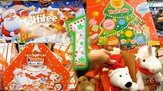 ОБЗОР СЛАДОСТИ ЛЕНТА новый год 2019 Что подарить ребенку к новому году Детские Наборы Подарки