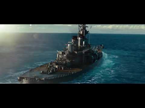 Kapal Perang Museum Vs Alien    #battleship