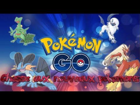 Pokemon GO Live : Chasse a la 3G