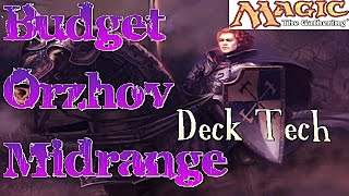 Mtg Deck Tech: Budget B/W Midrange in Magic Origins Standard! ($30!)