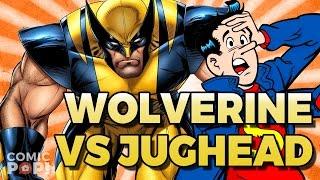 WOLVERINE VS JUGHEAD | Tangents