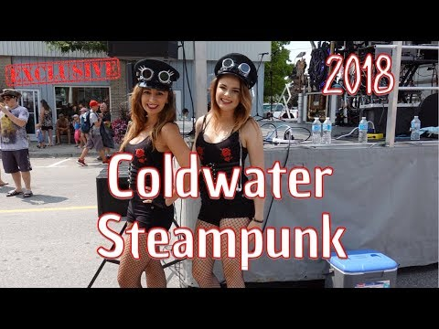 Coldwater Steampunk 2018