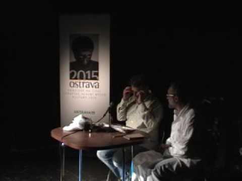 Měsíc autorského čtení / Authors´Reading Month 2010: Josef Formánek (Ostrava)