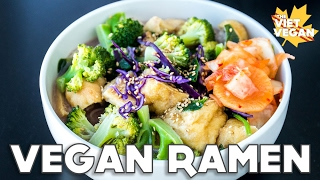 how to cook ramen