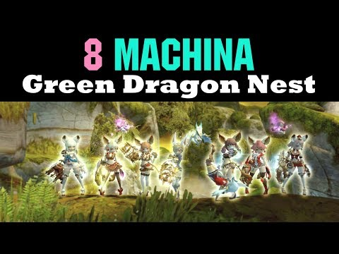Repeat 【DragonNest】Impactor skill rotation by Flower chang