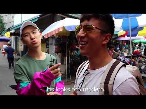 How to dress like a hipster. [Seoul City Vibes Ep. 54]