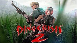 Dino Crisis 2 PS1 финал я глухой стрим Viktor15Yasuo
