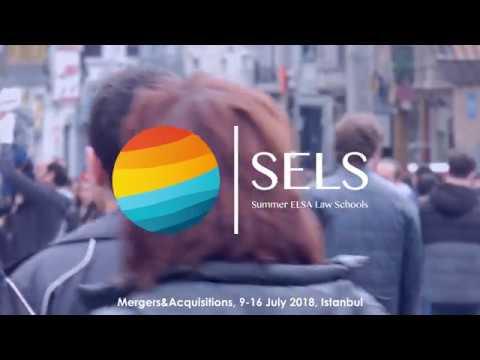 ELSA Istanbul-Summer ELSA Law School 2018