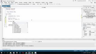 Самоучитель C++ (11 серия) Visual Studio, Типы данных Char и Bool