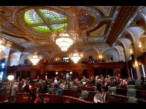 FY17 Illinois budget address